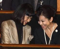 松野頼久妻