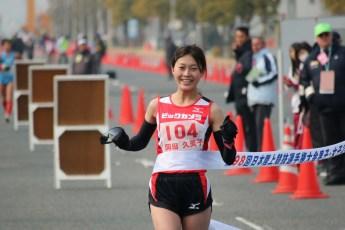 岡田久美子(競歩)がかわいい!出身高校・大学や彼氏もチェック!