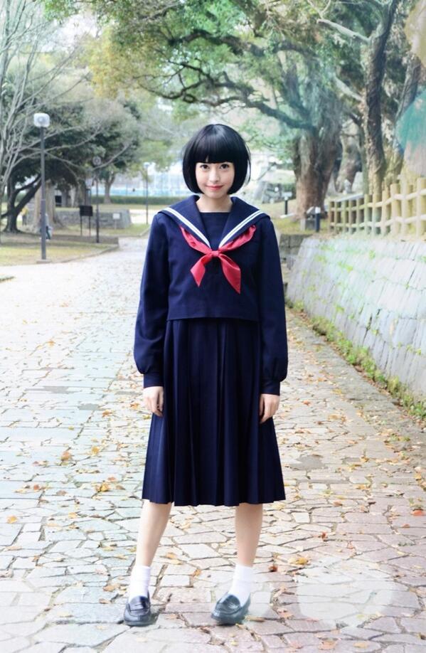 西田藍制服