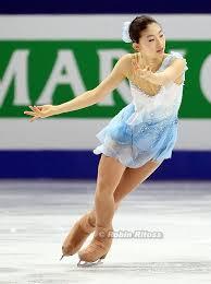 永井優香スケート