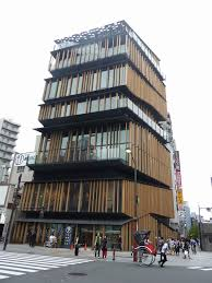 隈研吾浅草文化観光センター