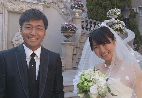 広瀬麻知子結婚
