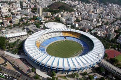 リオ五輪マラカナン競技場