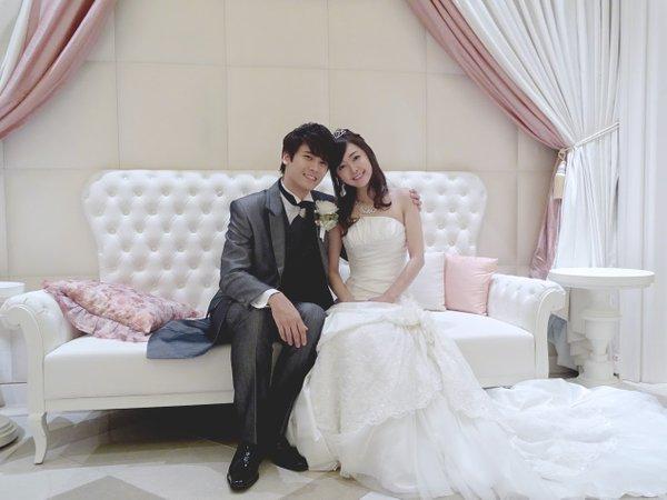 榎本温子結婚