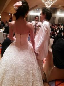 おおはたけん結婚式