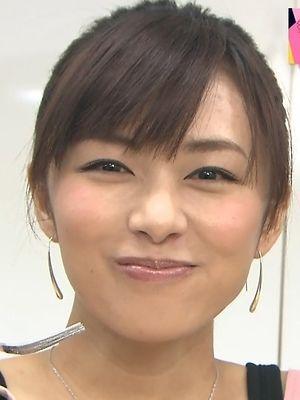 伊藤綾子笑顔
