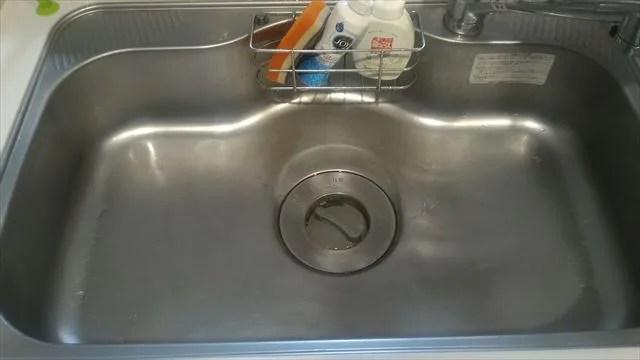 撥 水 シンク