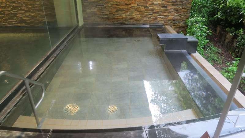 小田急山のホテル 温泉