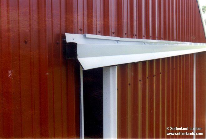 Barn Double Garage Door