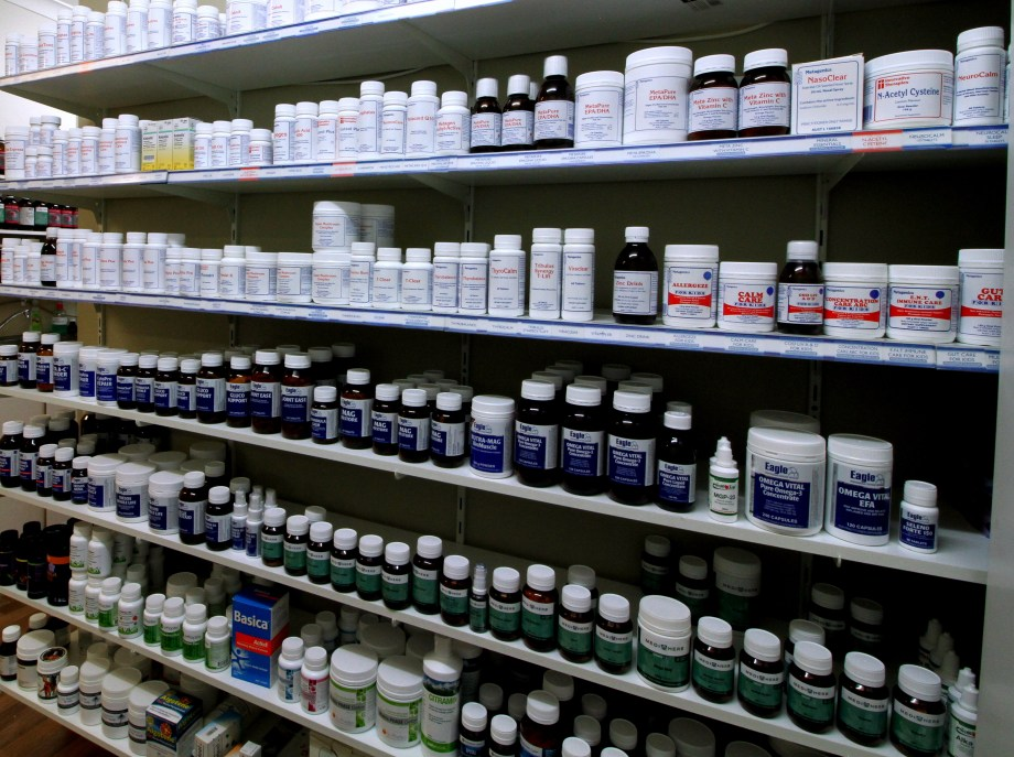 Products Shelf
