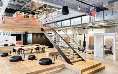 desain kantor yang disukai para generasi milenial - Informasi Sutomo Tower
