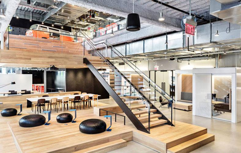 Desain Ruang Kantor yang Disukai Para Generasi Milenial