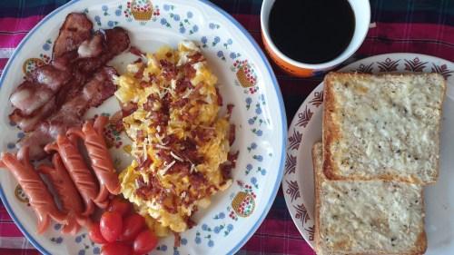 ท็อปวิว อาหารเช้า