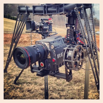 BJ Flex F10 Pro Gimbal - Aerial Cinematography and the Vidmuze Multi-rotor Tutorial Series - James Suttles Suttlefilm