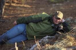 Filmmaker James Suttles - Suttlefilm - Shooting Time-lapse 02