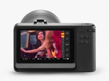 Lytro Lllum Camera-Drop-in-Screen