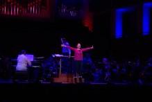 Rehearsal - NSO Pops: Sutton Foster / Steven Reineke (Nov. 14, Washington DC) - Photo credit Camille Ridoux