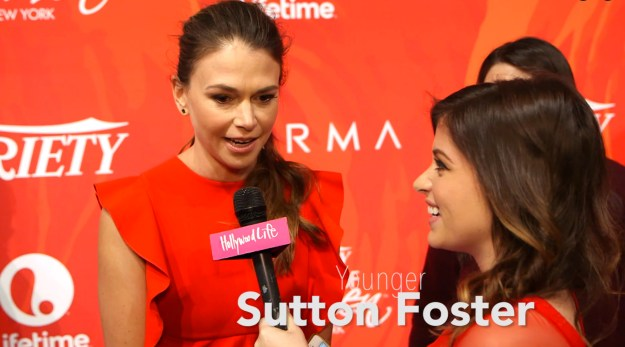 Sutton Foster Talks 'Gilmore Girls' Role: It Was The Most Amazing Days Of My Life