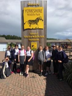 Y6 Last Primary school Trip