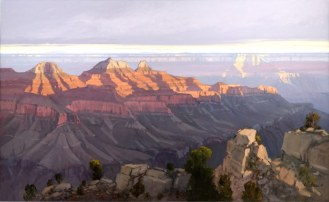 Grand Canyon from Bright Angel