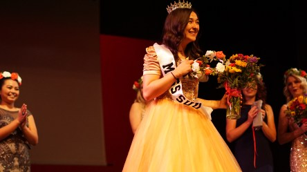 Tiffany Chin was crowned Miss SUU on Wednesday, Oct. 4.