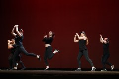 """SUU Hip Hop Club performing at """"A Night of Dance."""""""