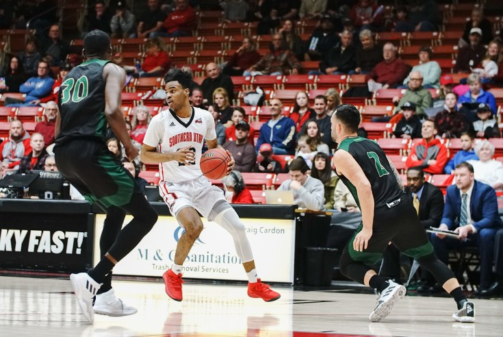 SUU basketball