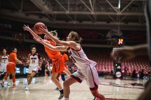 SUU Women's Basketball