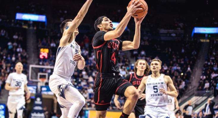 SUU vs UCLA