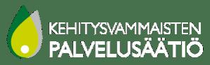 Kehitysvammaisten palvelusäätiö, logo