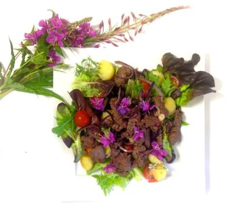 maitohorsma-teriakifile-salaatti