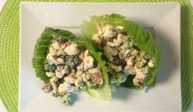 Salaatti nro 52 – Pietan Amerikansalaatti inkkaritacossa