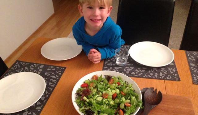Salaatti nro 85 – Benjaminin salaatti