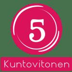 Kuntovitonen logo