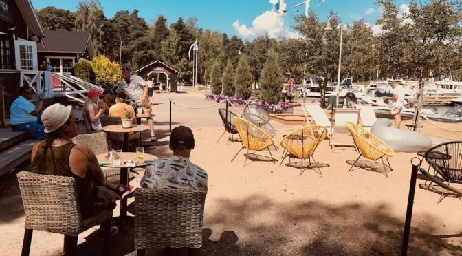 Naisten lounasretki Nauvoon – testissä uutusravintola Båthuset