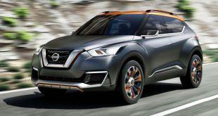 2018 Nissan Juke front