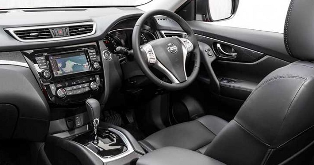2018 Nissan X-Trail TL Diesel SUV interior - 2019 and 2020 New SUV Models