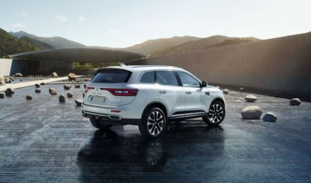 2018 Renault Koleos Comes With Attractive Design 2019 And 2020 New
