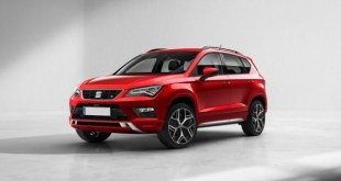 2018 Seat Ateca front