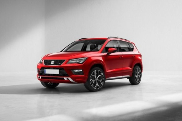 2018 seat ateca review specs and price 2019 and 2020 new suv models. Black Bedroom Furniture Sets. Home Design Ideas