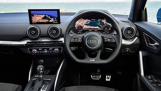 2018 Audi Q2 Interior 2019 And 2020 New Suv Models