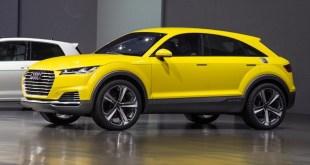 2019 Audi Q4 front view