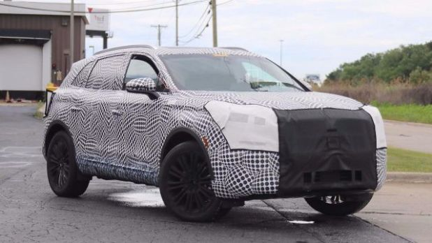2019 Lincoln MKX front