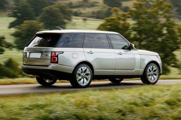 2019 Range Rover P400E side