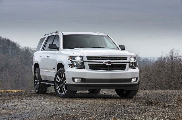 2019 Chevy Tahoe LTZ, RST, Price - 2019 and 2020 New SUV Models