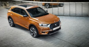 2018 DS7 Crossback SUV review