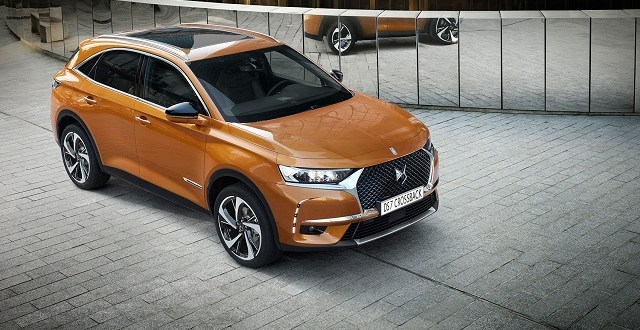 2018 DS7 Crossback SUV Review - 2019 and 2020 New SUV Models
