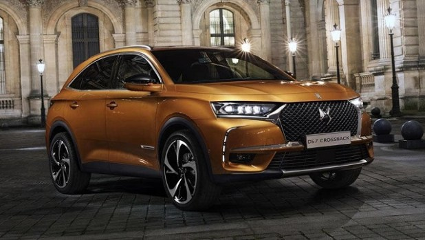 2018 DS7 Crossback SUV