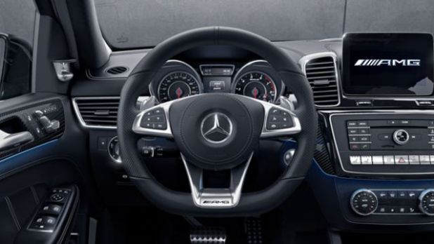 2018 Mercedes-Benz GLS 63 AMG interior