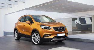 2018 Opel Mokka X front